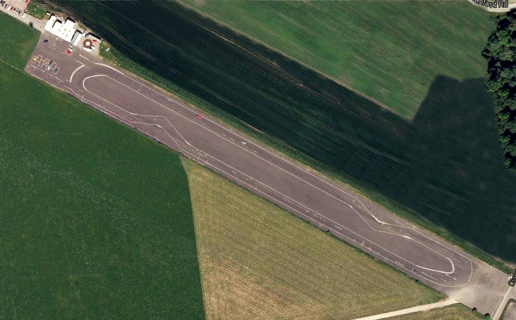 Stafford Driving Centre Mtech Lite